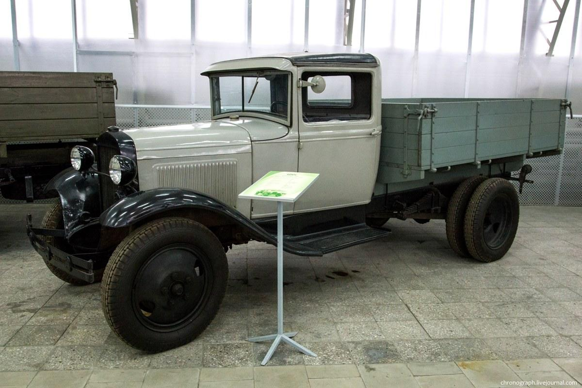Ford AA  1