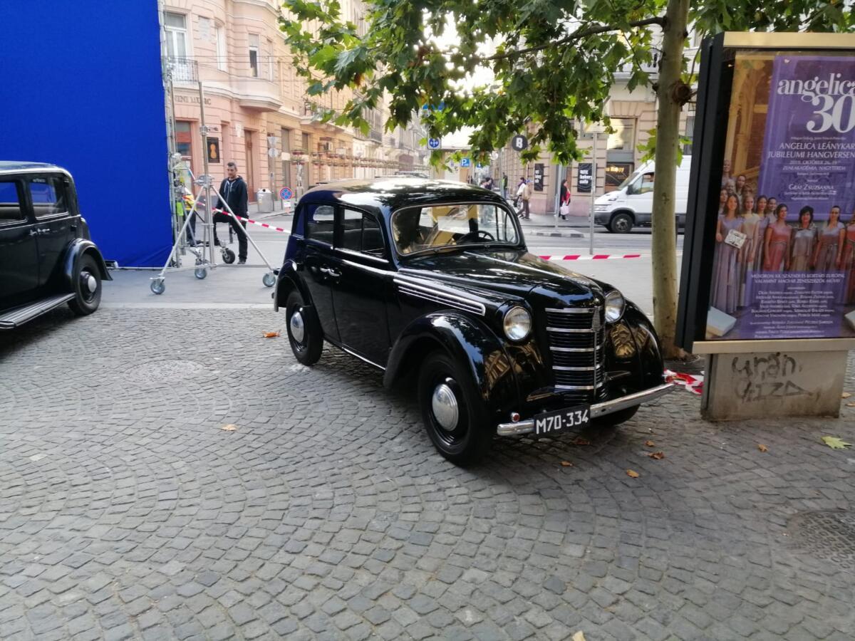 Moskvich 401 1950