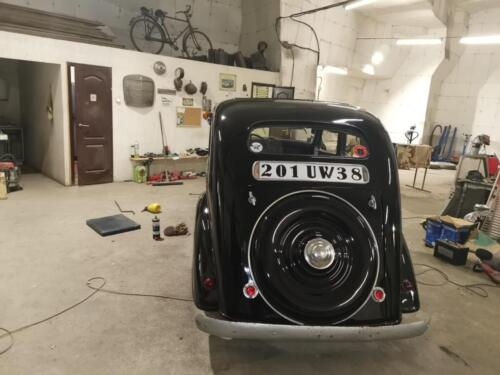 Peugeot 201M 1934