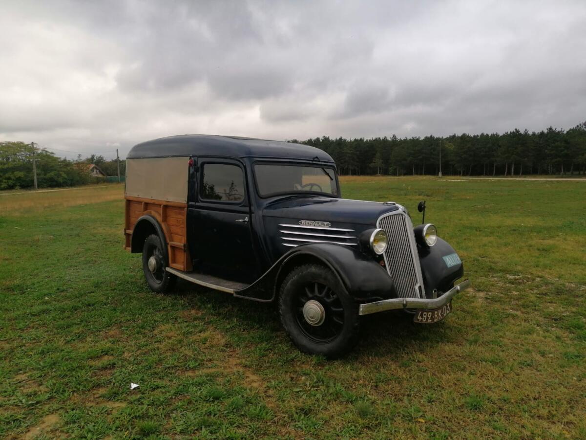 Renault ADV1 1934