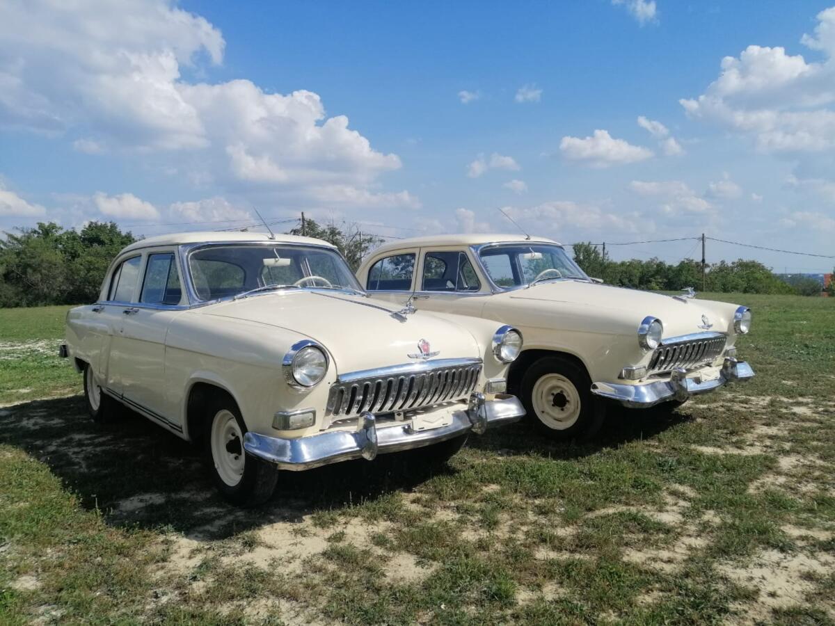 Volga M21 1959