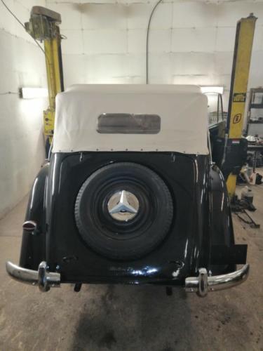 Mercedes 170 cabrio new 4