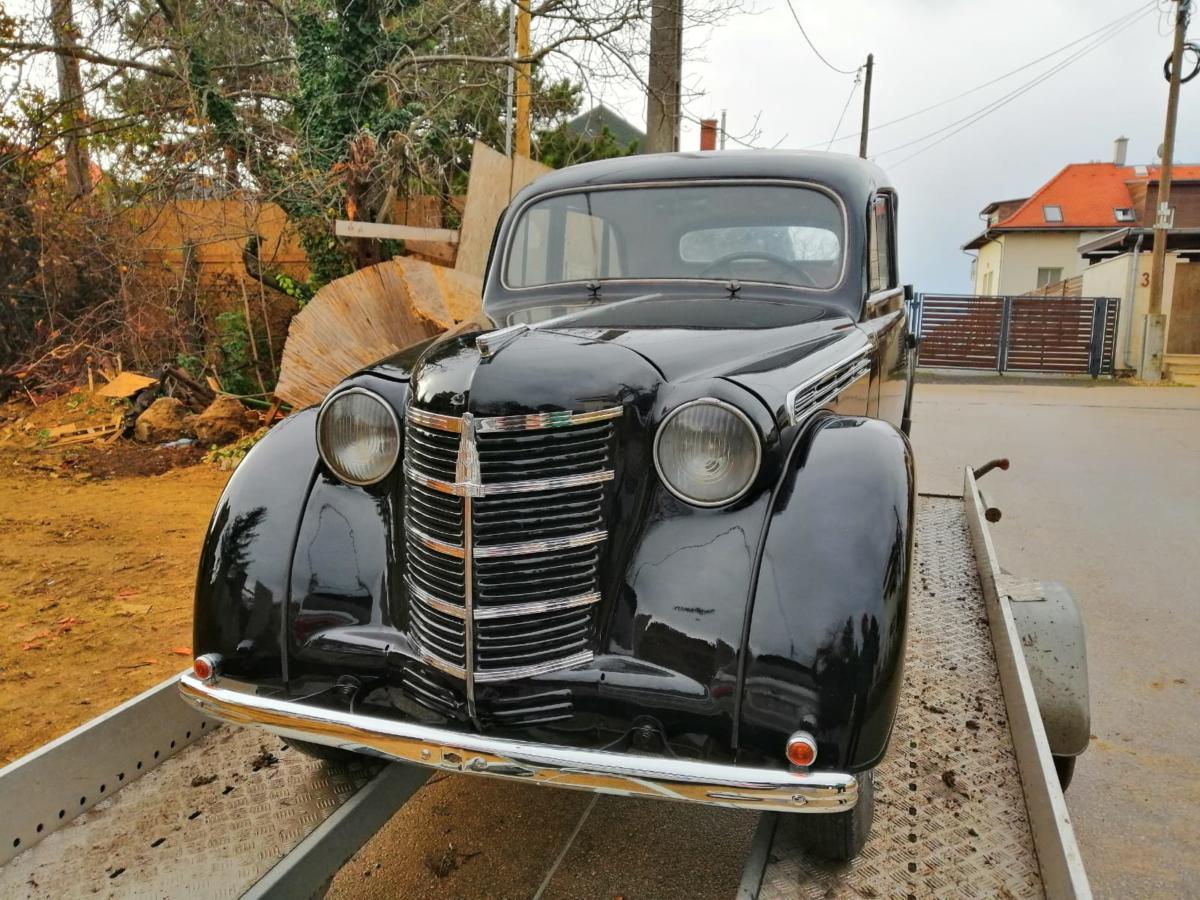 Opel kadett 1