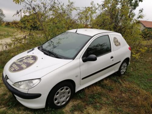 Peugeot 206 Service car